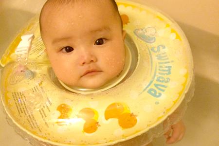 あるともっと赤ちゃんとの入浴が快適になる便利なベビーグッズ