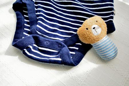 赤ちゃんをお風呂に入れる前のセッティング
