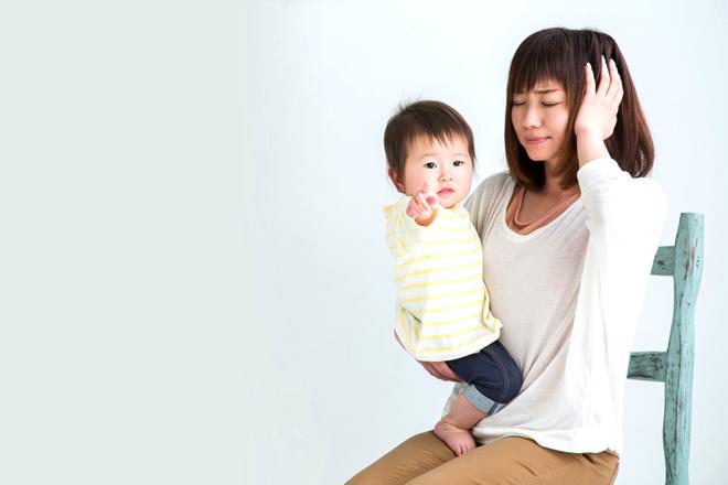 初めてのママさんの抱えるストレスのよくある要因について
