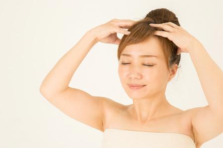 頭皮の血行の変化による痒み