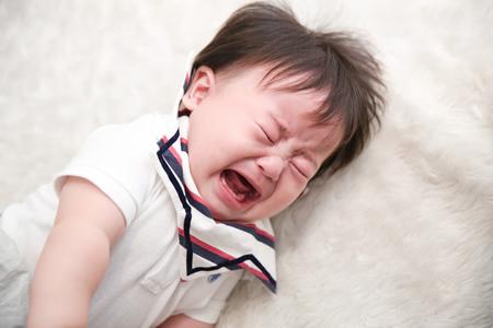 子供はなぜ癇癪を起こすのか
