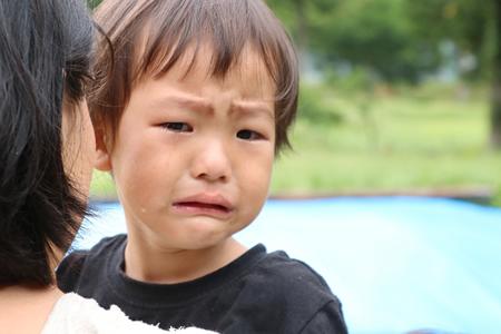 子供の癇癪の対応について