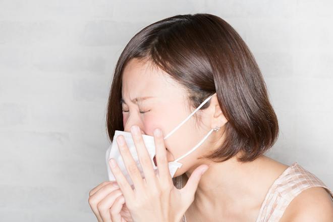 春先から注意!赤みを伴うかぶれやカサカサ・ピリピリなどの肌荒れの症状は花粉が原因かも!?子供も用心!