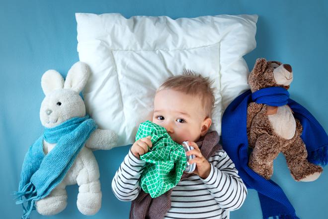 赤ちゃんの咳にはタイプがある?受診の目安と今すぐの対処法